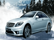 AMG Wintersporting Drift Competition