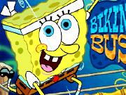 Bikini Bottom Bust Up