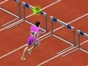London 2012 Hurdle Race