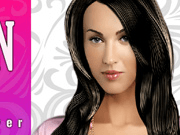 Megan Fox Makeover