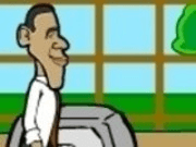 Obama & Saw