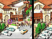 Spot the 25 Differences 1