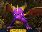 Spyro The Dragon Cavern Escape